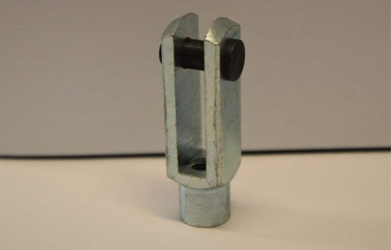 clutch clevis and cotter pin