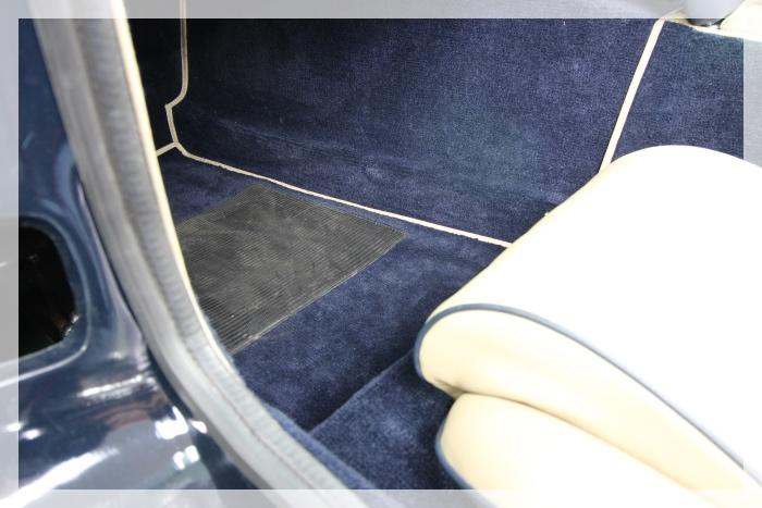 Super Deluxe Diamond Stitched leather Carpet Set for Pilgrim Cobra Mark 3