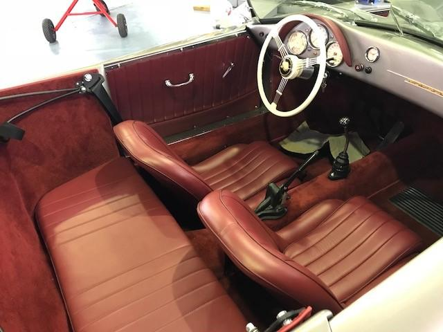 Speedster interior kit