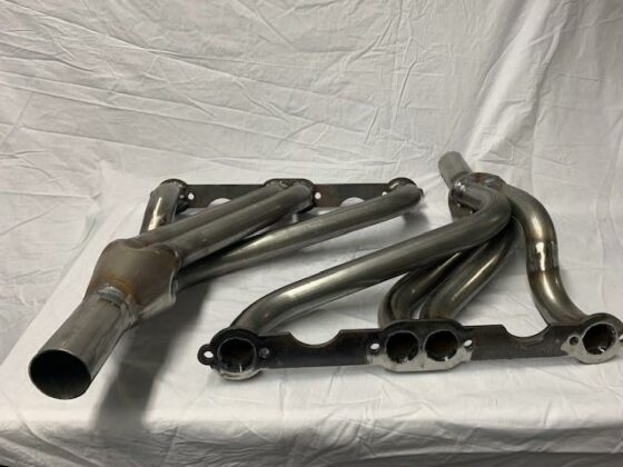 Chevy LHD Manifolds