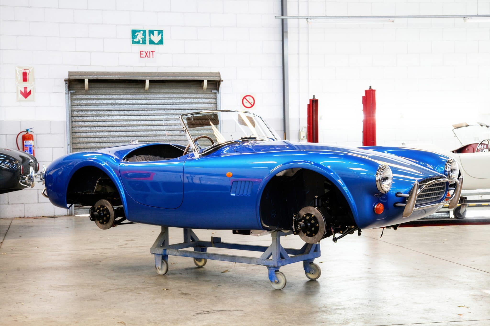 Two New AC Cobra Models Arrive in UK