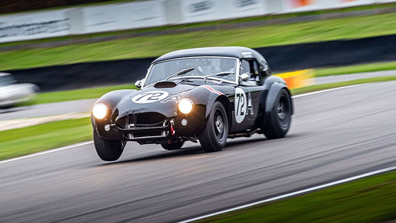 About the Shelby AC Cobra and the History of Kit Cars