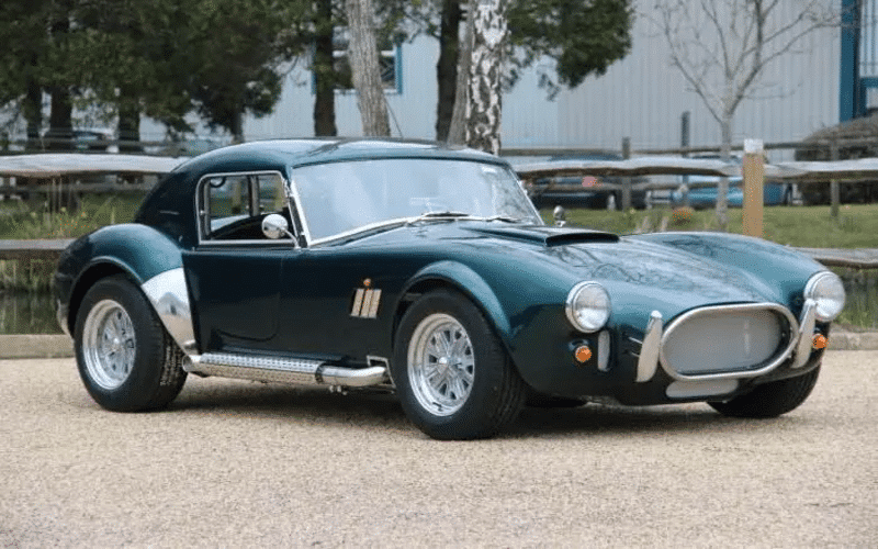 How Much is a Shelby Cobra Replica?